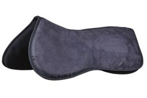 WeatherBeeta Memory Foam Comfort Half Pad Black
