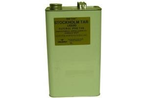 Gold Label Stockholm Tar Liquid 5 Litre