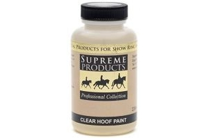 Supreme Products Unisex's SUP0260 Supreme Professional Hoof Paint, Clear, Regular