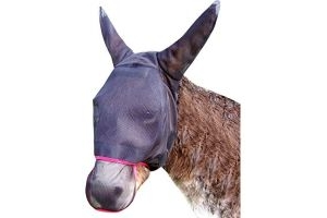equilibrium Unisex's Field Relief Donkey Max Fly Mask-Multi-Colour, Large