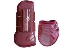 Schockemohle Tendon Boots Merlot