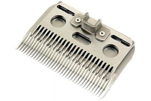 Wolseley A2 Medium Clipper Blade Clipping Height - 2-3mm in Blister Pack Compatible with Liscop-Liveryman & Hauptner Electric 3000 Clippers AND Tigerbox® Antibacterial Pen.