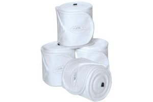 WeatherBeeta Prime Fleece Bandages White