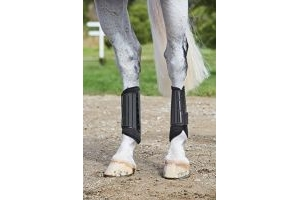 Weatherbeeta Eventing Hind Boots Black Full