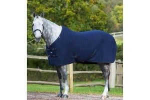 LeMieux Thermo-Cool Rug Navy 5'0