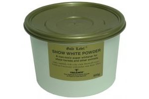 Gold Label Show White Powder