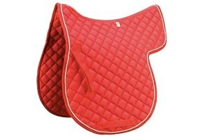 Roma Grand Prix High Wither All Purpose Numnah (Full) (Red/White)