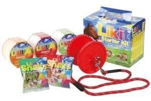 Likit Starter Kit Horse Toy Red