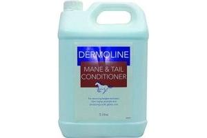 Battles Unisex's BHB0050 Dermoline Mane and Tail Conditioner, Clear, 500 ml