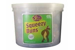 Uncle Jimmys Squeezy Buns - 65 PACK  [UJSBL]