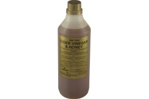 Gold Label Cider Vinegar & Honey 1 Litre