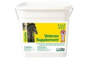 NAF Veteran Supplement - 3kg