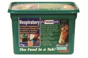 Horslyx Respiratory Horse Stable Lick 5 Kg Refills x Size: 4 Bulk Buy