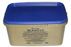 Gold Label Unisex's Herbal Health Seaweed, Clear, 2 kg