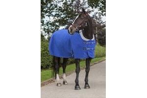 LeMieux Unisex's Four Seasons Rug Horse, Benetton Blue, 6'3