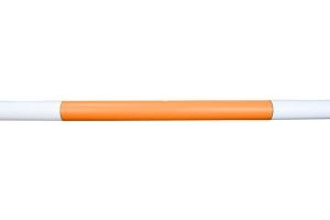 Classic Showjumps 3 Band Jump Pole Orange