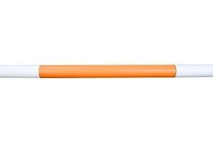 Classic Showjumps 3 Band Jump Pole Orange