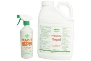 BARRIER PARASITE REPEL FOR HORSES, DOGS AND CATS 500ML SPRAY TICKS, MIDGES
