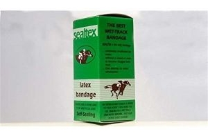 Sealtex - Latex Waterproof Bandage For Horses - The Only Bandage That Is Completely Unaffected By Water. Self sealing