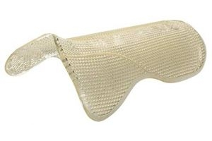 Acavallo Shaped Gel Pad - Clear Standard