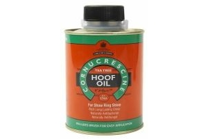 CARR & DAY & MARTIN CORNUCRESCINE TEA TREE HOOF OIL with brush 500ml