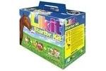 Likit Starter Kit for Horses - Clear Glitter