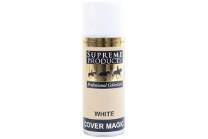 Supreme Products Cover Magic Spray White