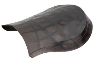 Shires Rear Riser Gel Pad Grey One Size