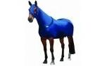 Weatherbeeta Stretch Rug - Navy - Pony