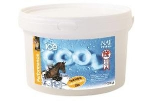 NAF Ice Cool 3kg. Cooling Clay for Tired Legs in Horses. Witch Hazel