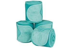 WeatherBeeta Prime Fleece Bandages Turquoise