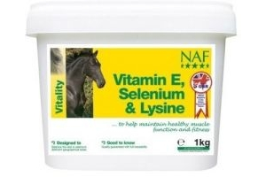 NAF Vitamin E Selenium & Lysine 1kg