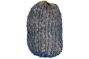 Elim-A-Net Small Hole Haynet: Blue: Cob