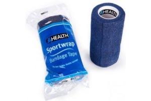 Hy Health Sportwrap Bandage Navy