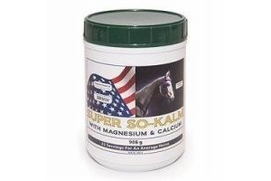 Equine America Super So Kalm Plus Powder 908g
