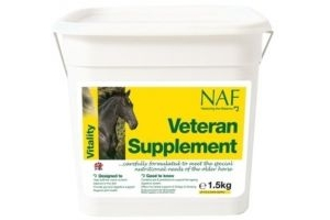 NAF - Veteran Horse Feed Supplement x 1.5 Kg