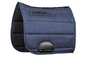 Weatherbeeta Elite Dressage Saddle Pad - Navy - Full