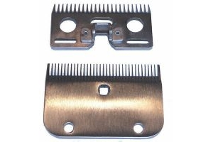 Liveryman A2 Medium Clipper Blade - clips to 2.3mm -  NEW