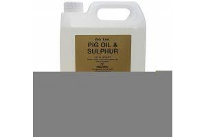 Gold Label Pig Oil & Sulphur 5 Litres