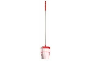 Red Gorilla Unisex Tubtrug Tidee Bedding Fork, Regular - Fork Faulks Mini