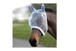 Saxon Fly Mask - White - Pony
