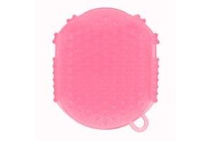 Roma Brights Massage Glove Hot Pink