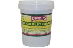 Equimins Garlic Granules x Size: 500 Gm Tub