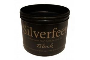 Silverfeet Antimicrobial Hoof Balm Black