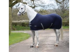 WeatherBeeta Thermic Quilt Cooler Standard Neck Navy / Grey / White: 6 ft