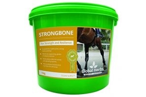 Global Herbs Strongbone (1KG)