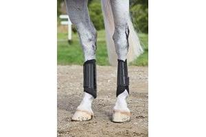 Weatherbeeta Eventing Hind Boots Black Cob