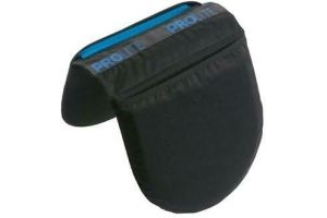 Prolite Adjustable Thin Wither Pad Black One Size,Great Saddle Fitting Solution
