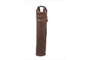 Dublin Imperial Bridle Bag-One Size Chocolate/Cream