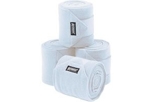 Roma Thick Polo Bandage Set Of 4 by Roma F.C.